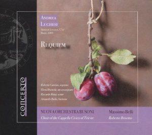 Andrea Luchesi: Requiem e Ave Maria in prima esecuzione mondiale.