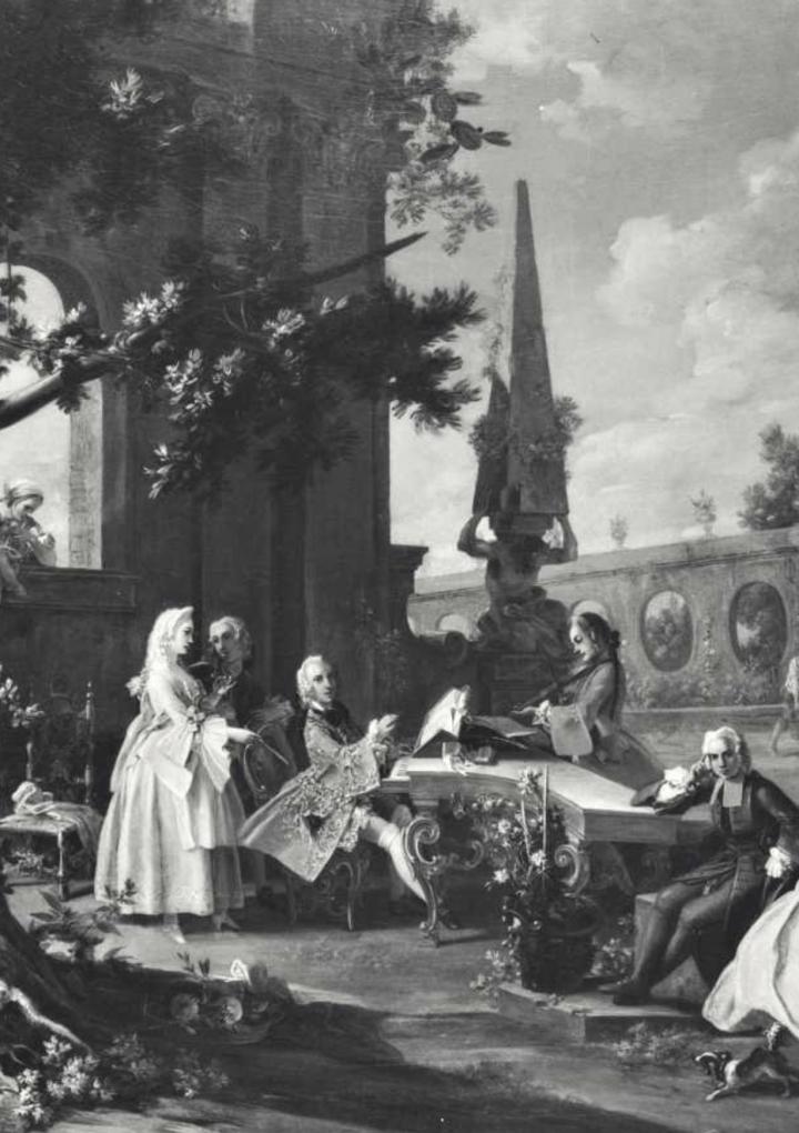 Baldassarre Galuppi: Concerto per cembalo e Orchestra in do minore.