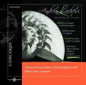 Sinfonie, Sonate e Concerti per Tastiera (Cadenza: W. A. Mozart)